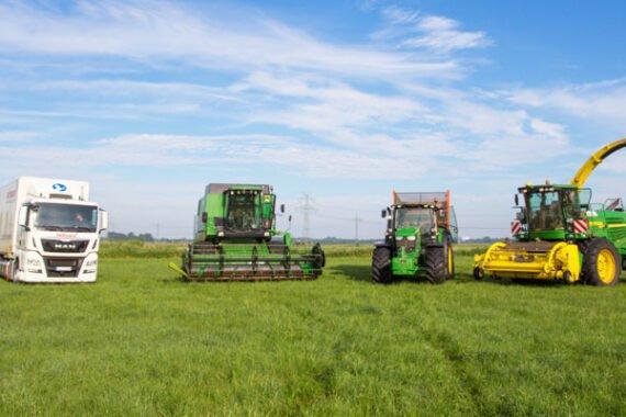 Agricultural-Logistics