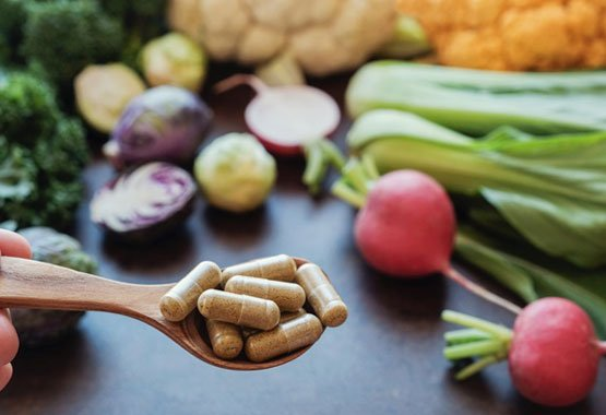 Supplements and Nutrition
